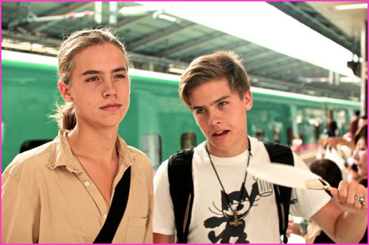 Dylan-Sprouse-Cole-Sprouse-Japan | BDCwire