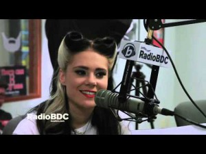 Kate Nash Live on RadioBDC