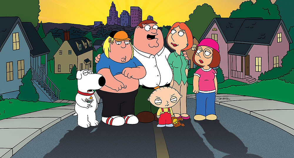 Family Guy Pictures - Characters - ThoughtCo