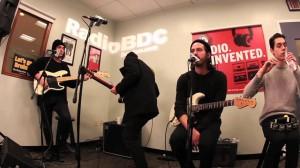 Bad Suns live on RadioBDC