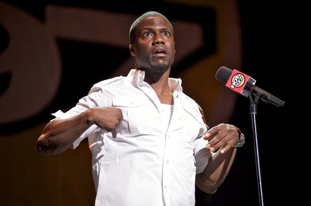 Hot 97 April Fools Day Comedy Show featuring Tracy Morgan