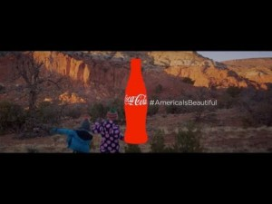 "Coca Cola Super Bowl 2014 Commercial ""America The Beautiful"" [HD]"