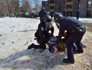 Blarney Blowout Arrests