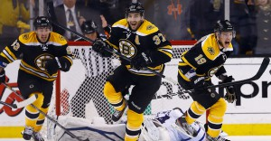 Toronto Maple Leafs v Boston Bruins - Game Seven