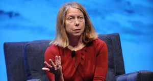 FILE: New York Times Executive Editor Jill Abramson To Leave Position