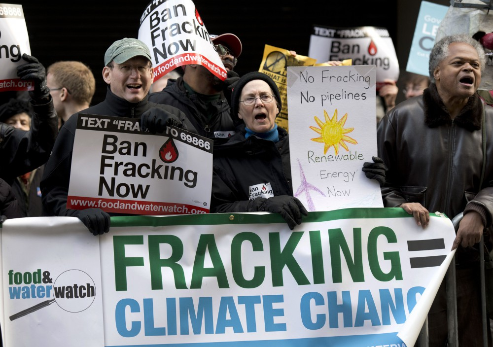 US-ENERGY-FRACKING-ENVIRONMENT