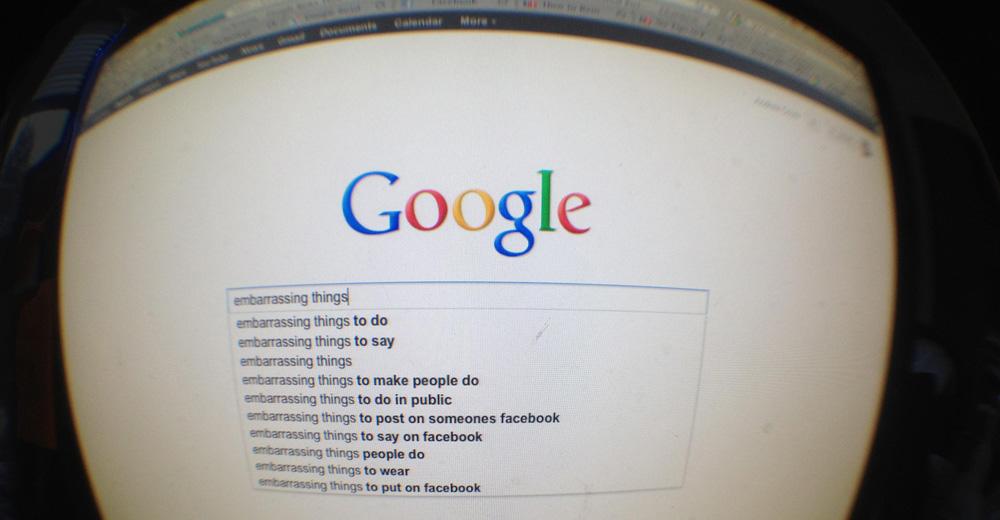 google-web-history