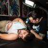 Boston Tattoo Convention.