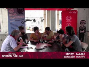 Boston Calling: CliffLight Interview