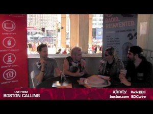 Boston Calling: Gentlemen Hall Interview