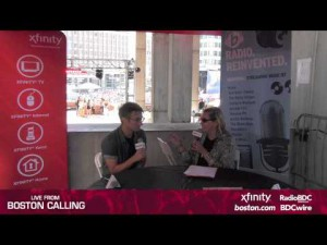 Boston Calling: San Fermin Interview