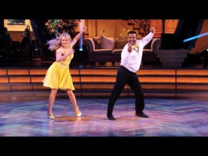 Alfonso & Whitney's Jazz - Dancing With The Stars