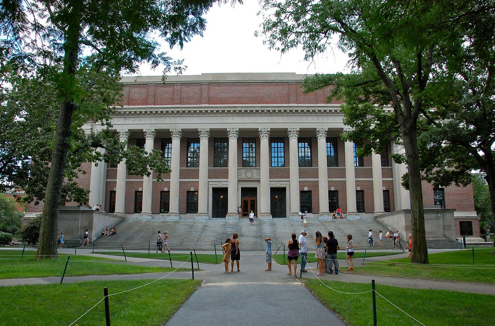 harvard university essay structure