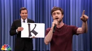 "Daniel Radcliffe Raps Blackalicious' ""Alphabet Aerobics"""