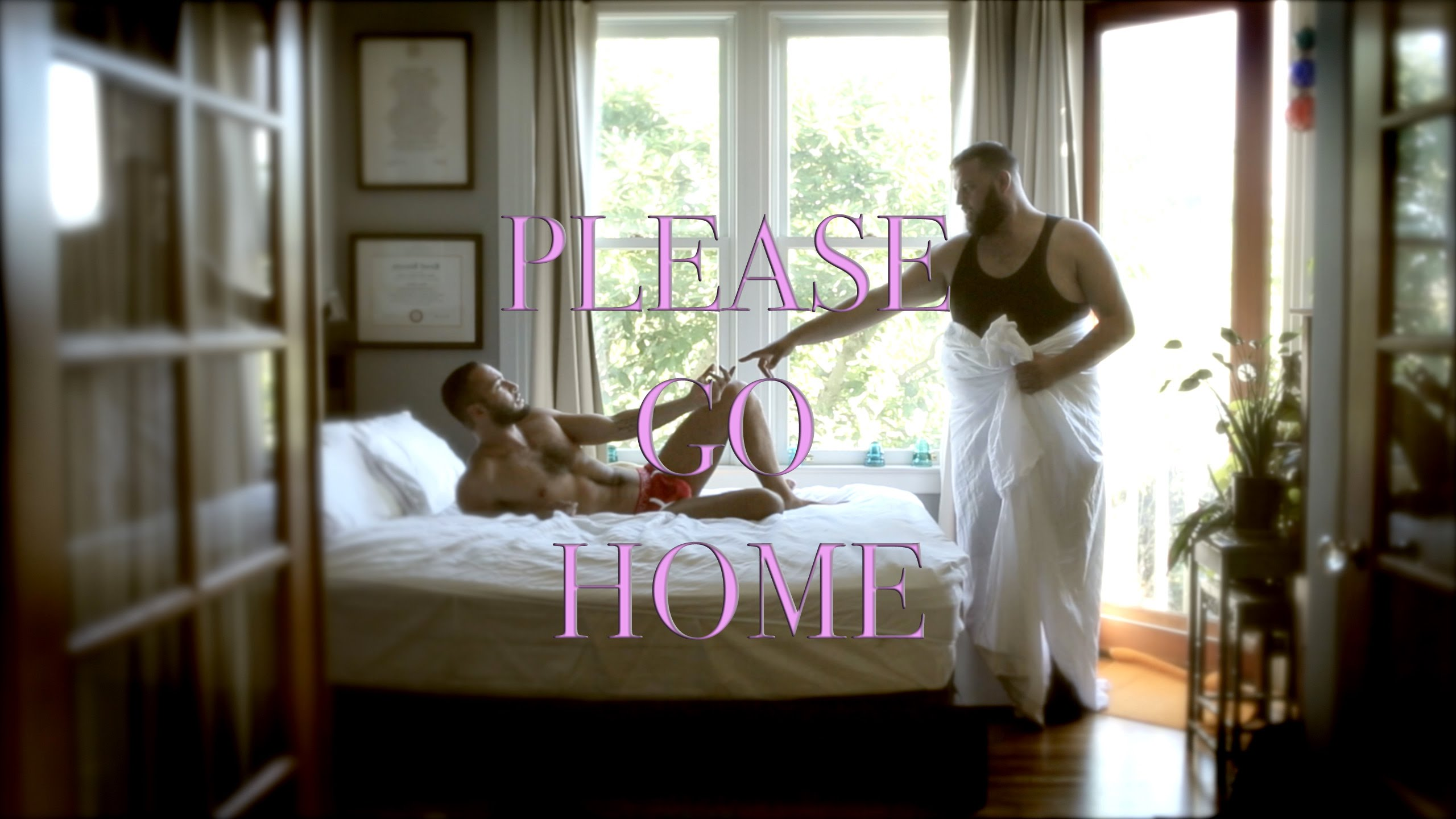 "Sam Smith ""Stay With Me"" [Parody] ""Please Go Home"""
