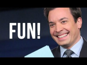 The Extremely 'Fun' World of Jimmy Fallon