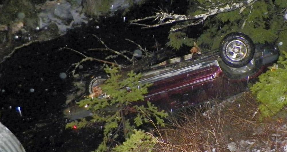 maine car crash