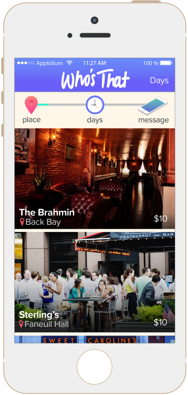 best dating app boston So, we've established that online dating sites are now a thing of the past and that dating apps are where it's at i'm here to tell you about one of the newest of the bunch hinge, a mobile-only dating app, seems to be the next contender to take off in a major way unlike tinder — where you.