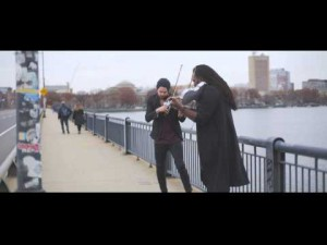 Dueling Violinists - Beat It (feat. DSharp) - Rhett Price