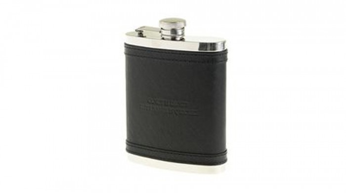 J.Crew Leather Flask