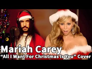 Mariah Carey - All I Want For Christmas Is You | Ten Second Songs 20 Style Christmas Cover