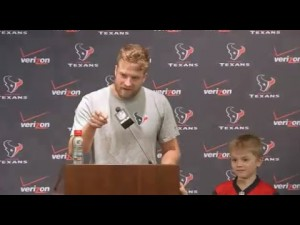 Ryan Fitzpatrick 6 TD passes Ryan Fitzpatrick smart son steals post-game show