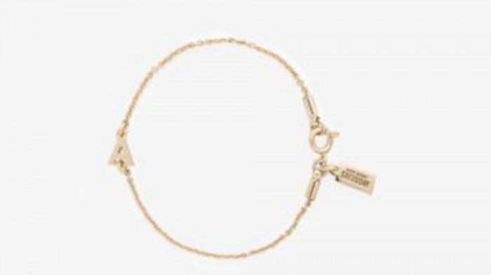 Saturday Initial Bracelet