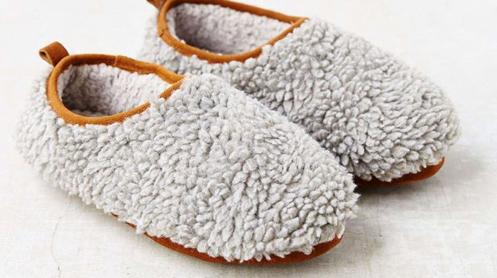 Urban Outfitters Cloud Slipper