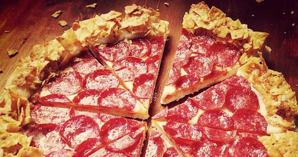 pizza hut doritos