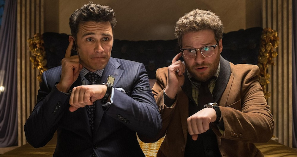 the interview header