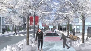2013 COLDSCAPES Competition Winner: The Freezeway - Matt Gibbs - Edmonton, Canada