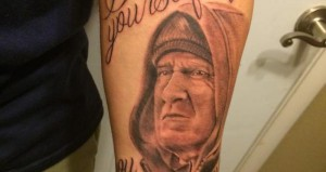belichick tattoo
