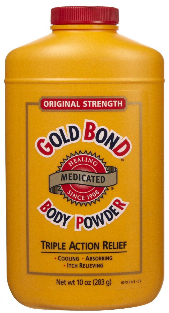 gold bond body powder