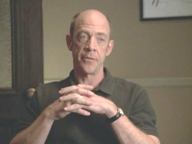 jk simmons law and order