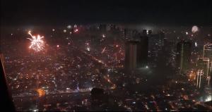 manilla fireworks