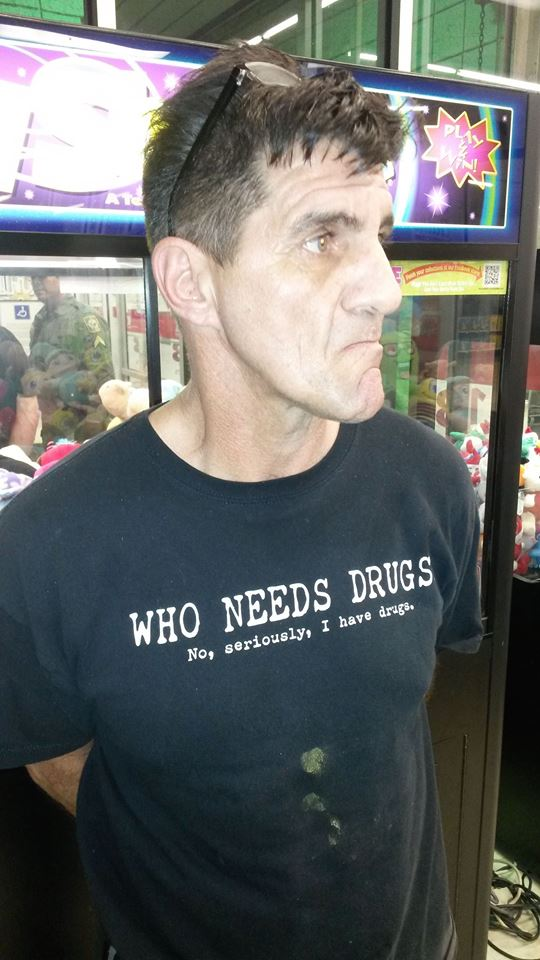 no seriously i have drugs shirt