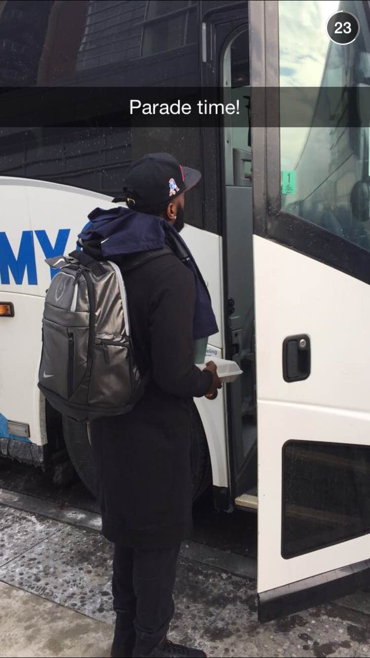 The Pats embark on an epic road trip to Boston.