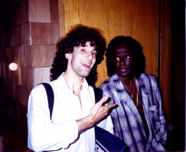 Kenny G Miles Davis