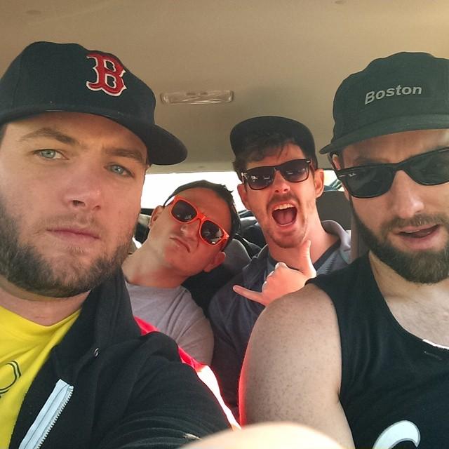 bosangeles crew road trip