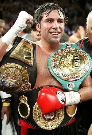 Image Result For Oscar De La Hoya
