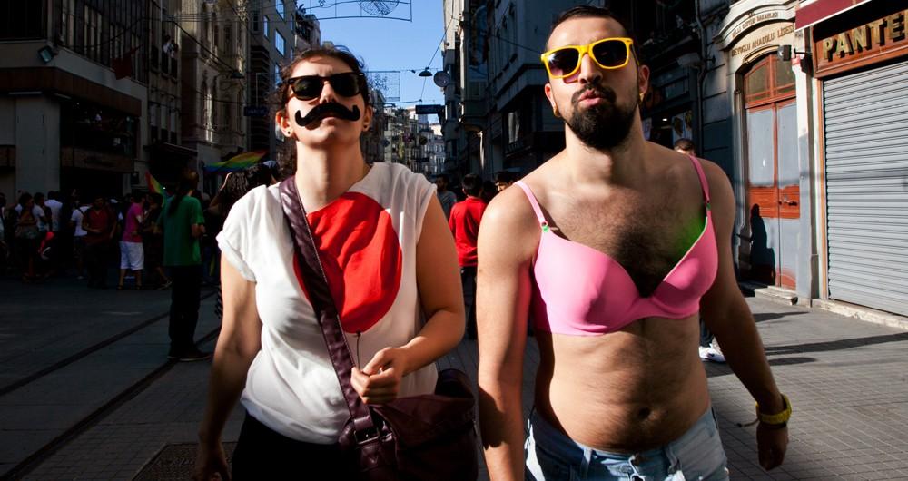 TURKEY-UNREST-POLITICS-GAY-RIGHTS