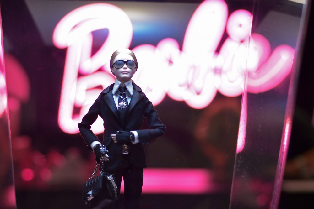 Barbie Experience - SPFW Winter 2015