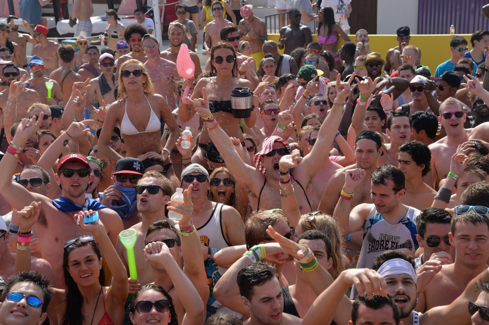 mtvU Spring Break 2014 - Day 3