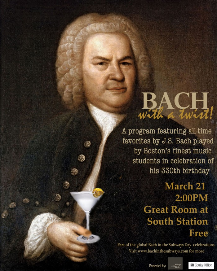 Bach with a twist final