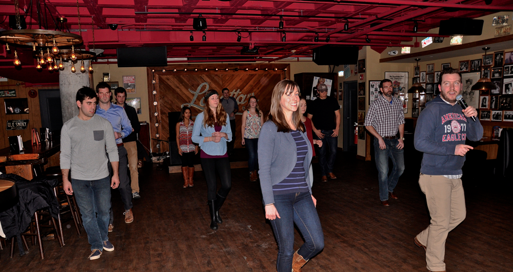 Line dancing worcester ma
