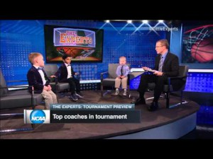 Toddlers explain how to fill out your bracket