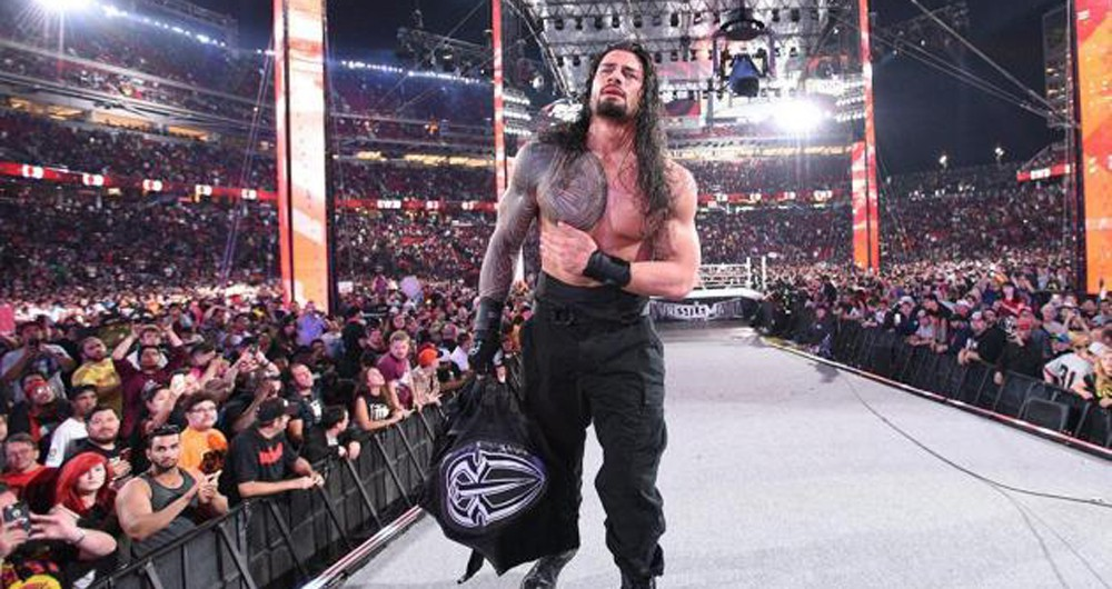 how roman reigns became wwe s most interesting character by getting