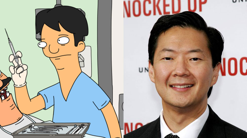 bobs burgers voice actor