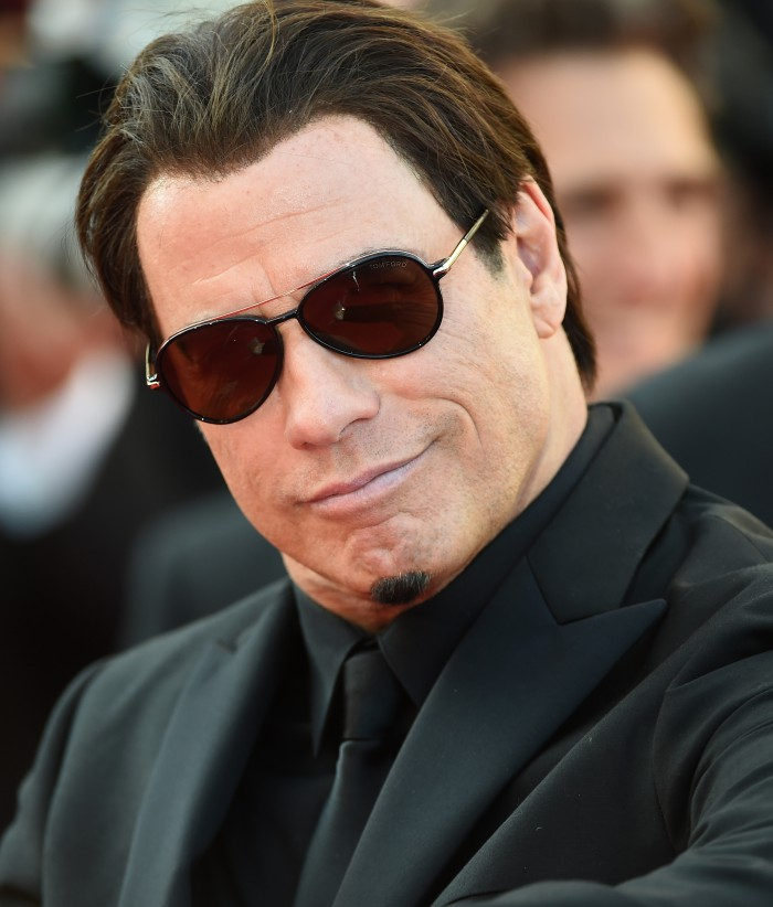 John Travolta Does A Middling Boston Accident In The