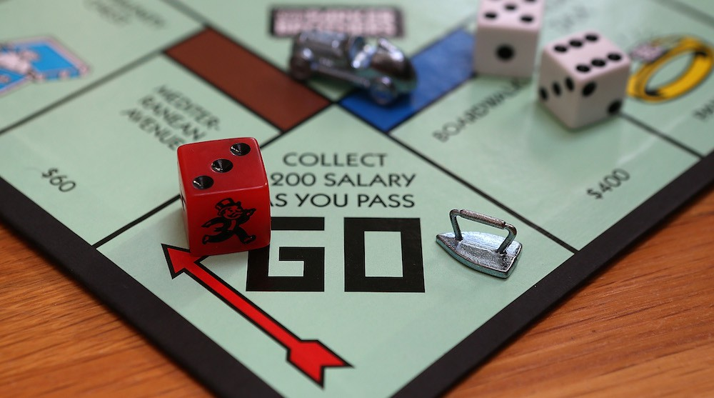 Hasbro Announces New Monopoly Playing Figure